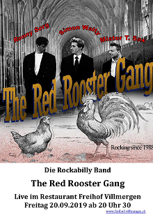Die Rockabilly Band 2019